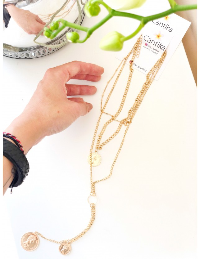 Balinese style necklace
